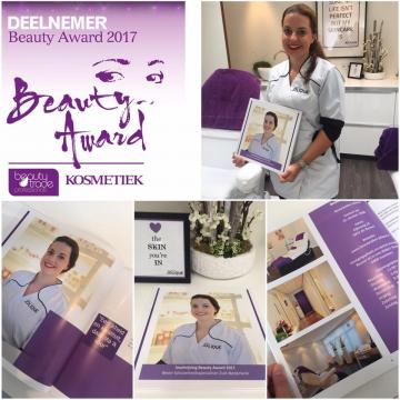 Inzending Beauty Award 2017